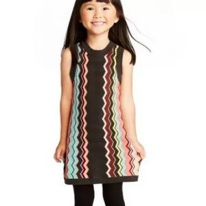 Missoni for Target Little Girls Zig Zag Dress NWT